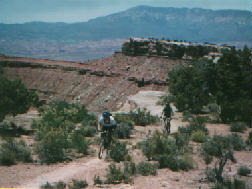 Utah Mountains - bike rentals st. george