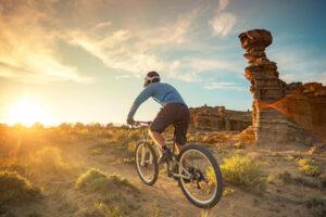 Cycling - bike rentals st. george