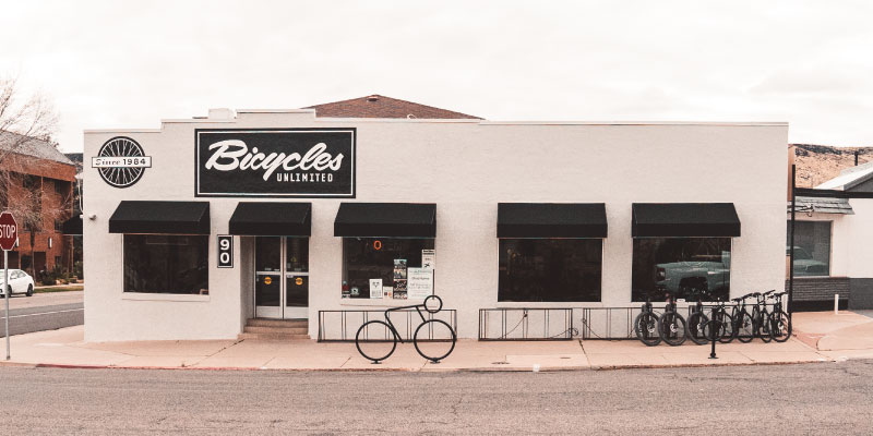 Bicycles Unlimited - st. george bicycle rentals