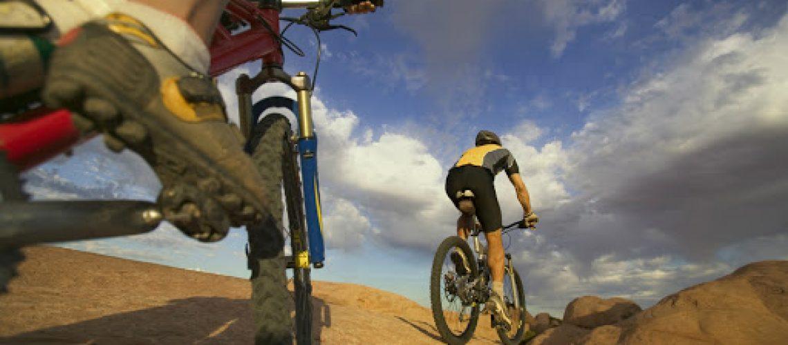Mountain Biking - specialized mountain bike in st. george